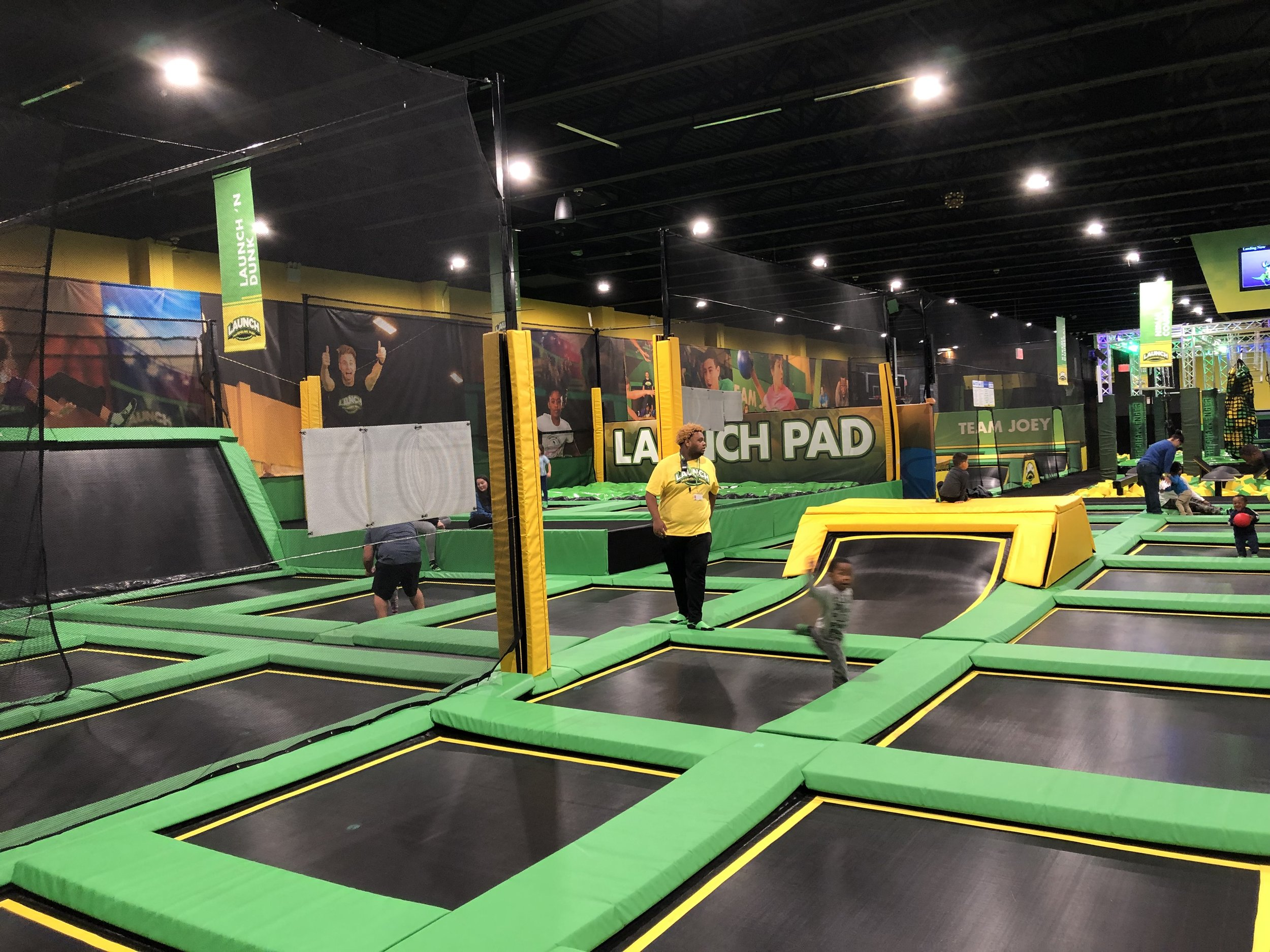 LAUNCH Trampoline Park is Open in Queens and It's Everything We Needed! – #launchtrampolinepark