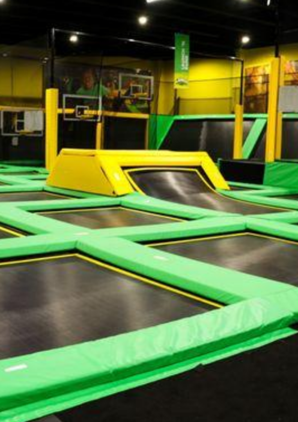 LAUNCH Trampoline Park is Open in Queens and It's Everything We Needed!