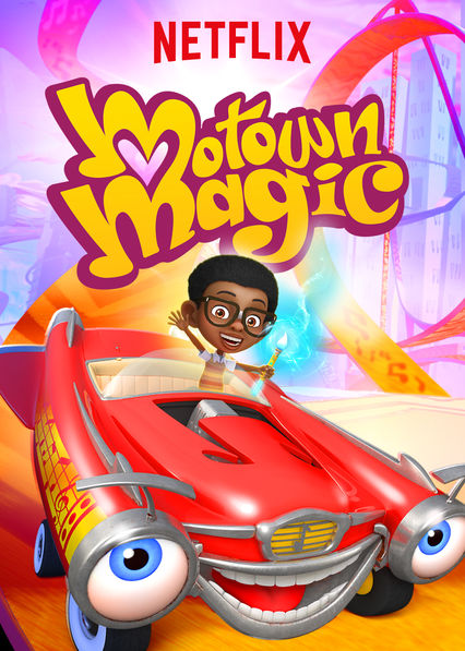 Netflix Original Series 'Motown Magic' is a Must Watch for The Whole Family