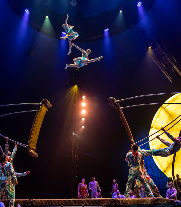 Cirque du Soleil LUZIA is Coming to NYC! – Giveaway