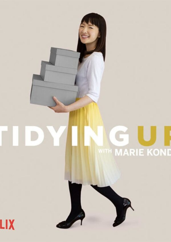 Marie Kondo & 5 Things I Wish I Could #KonMari RIGHT Now
