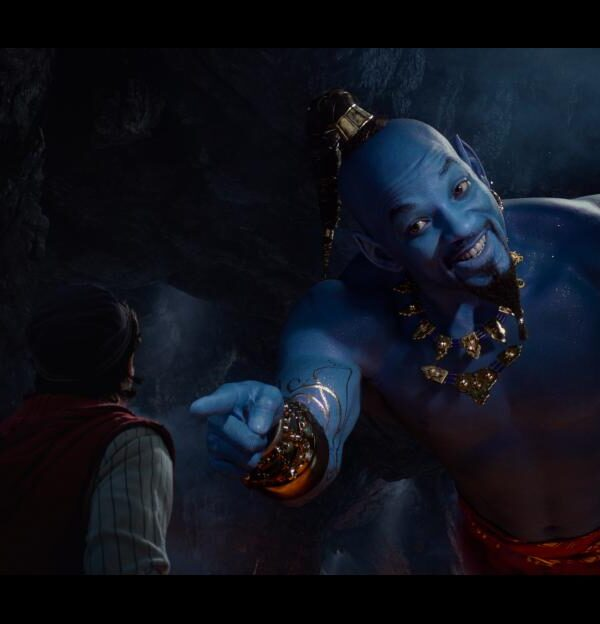 The First TV Spot For Aladdin Aired Tonight