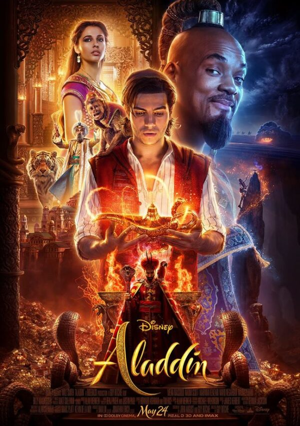 Did Disney Redeem Themselves in the Official Trailer for Aladdin?