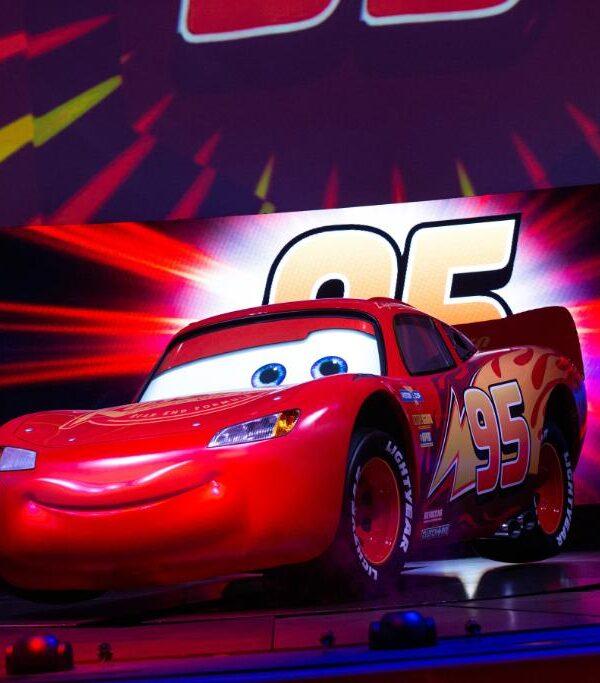 Lightning McQueen's Racing Academy is Perfect for Preschoolers