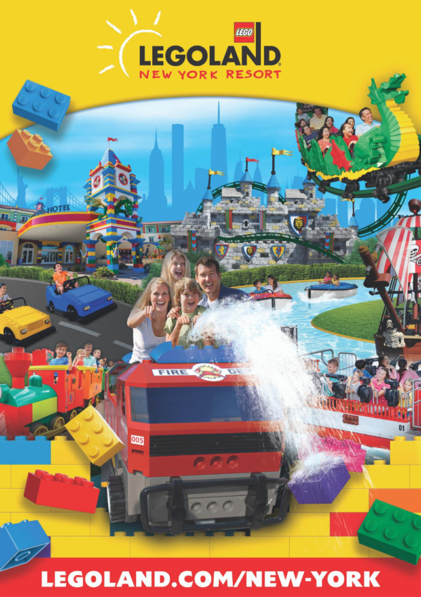 EVERYTHING You Need to Know About LEGOLAND New York Resort