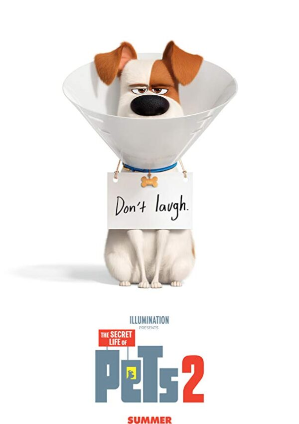I May Be More Excited Than The Kids About Secret Life of Pets 2