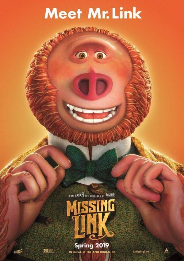 Is Missing Link Appropriate for Young Children? + Fun Activity Pages