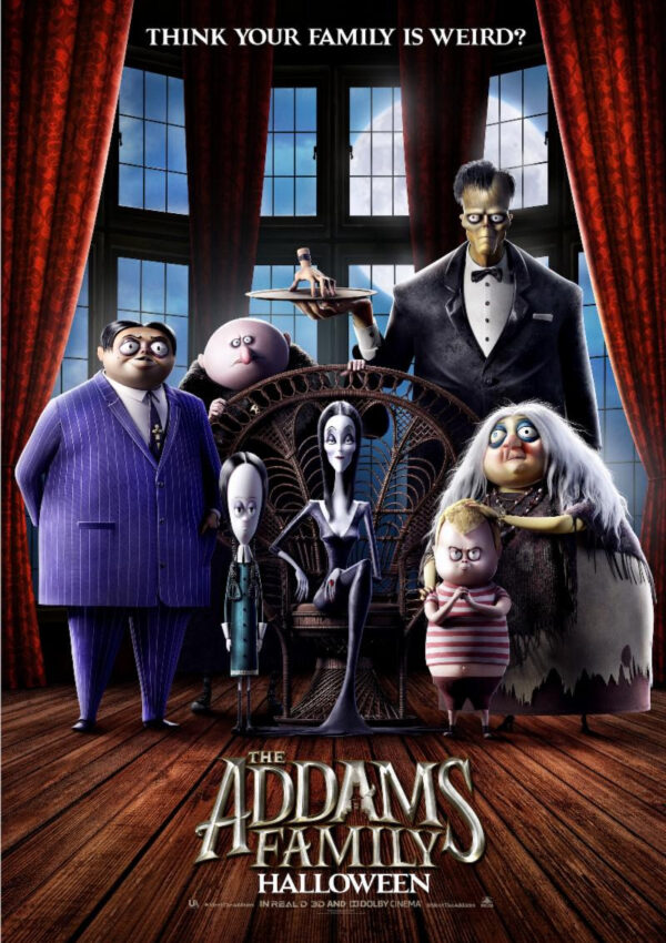 This Halloween Get Ready to Meet the Addams!