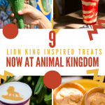 9 Lion King Inspired Treats Now at Walt Disney World's Animal Kingdom
