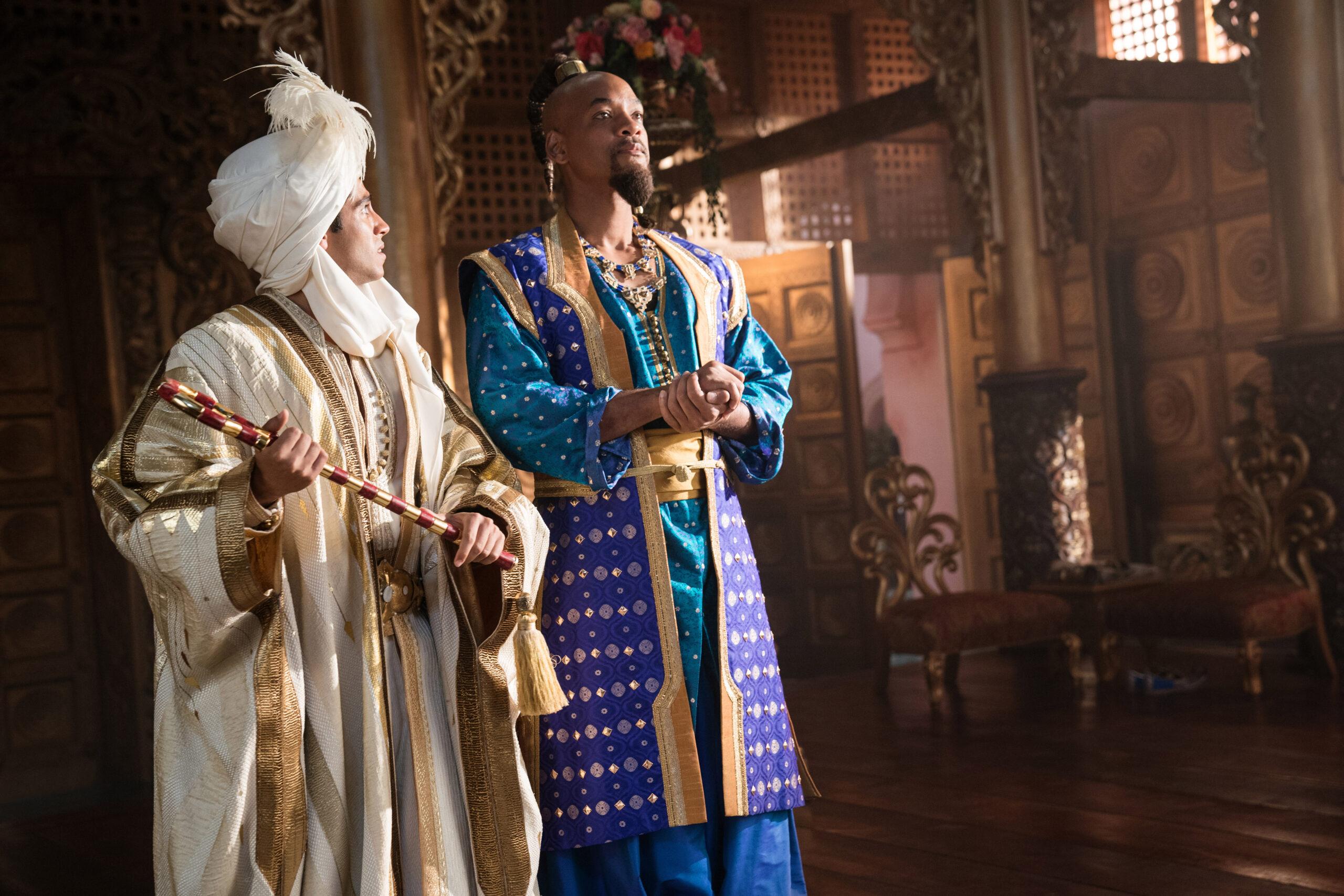 Will Smith Performs Prince Ali + Aladdin Printables