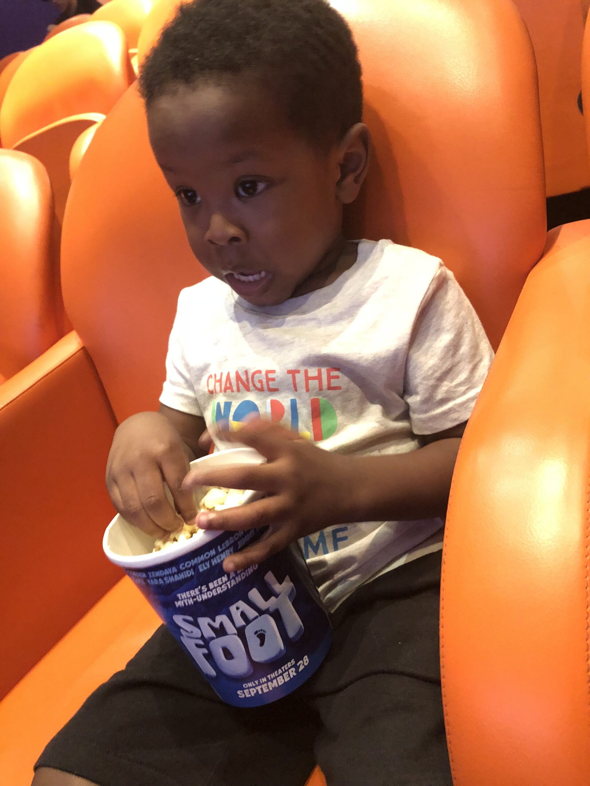 7 Tips to Surviving the Movies with Young Children