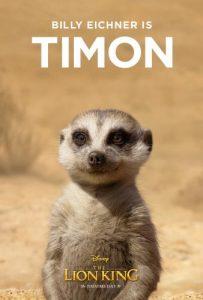 Timon - The Lion King