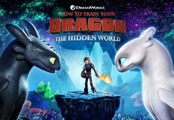 How to Train Your Dragon: The Hidden World Collectible Steelbook