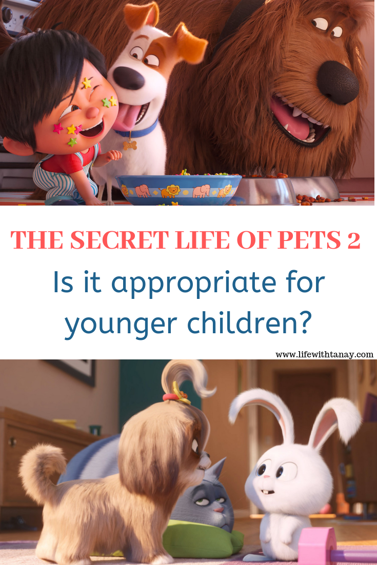 secret life of pets 2 pin
