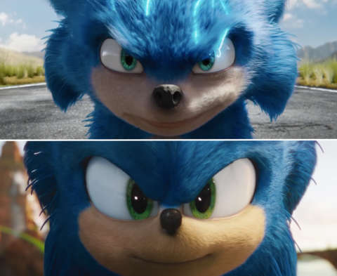 Check Out the New and Improved Sonic Trailer!