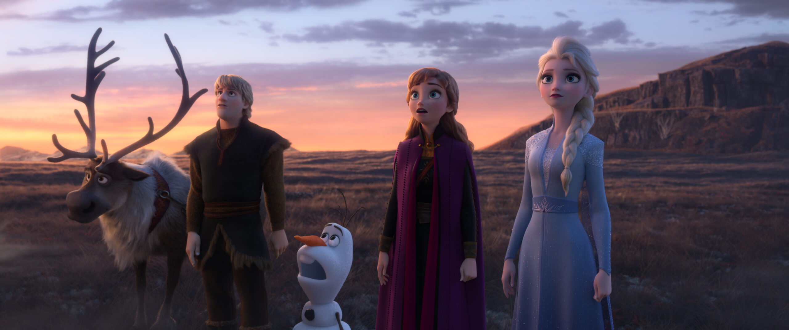 Frozen 2 is an Epic Love Story in More Ways Than One