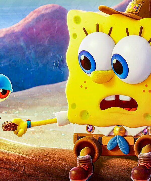 Spongebob is Headed to the Big Screen in The Spongebob Movie: Sponge on the Run