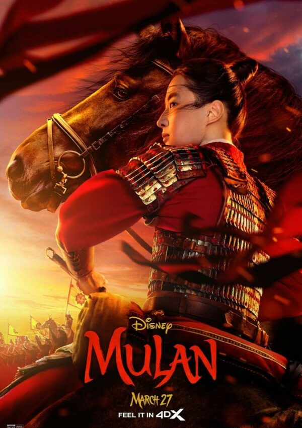 Who Is That Girl I See? – Mulan Official Trailer