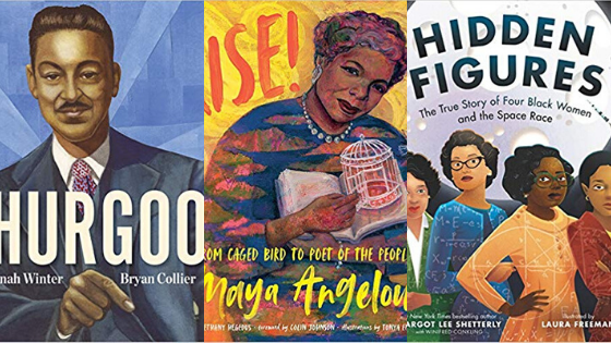 55 Elementary Level Books Perfect for Black History Month