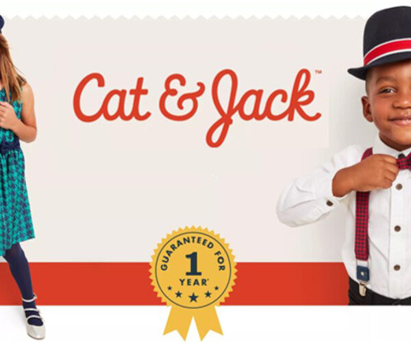 Save Those Receipts! Target Kids Brand Cat & Jack Has a One Year Warranty
