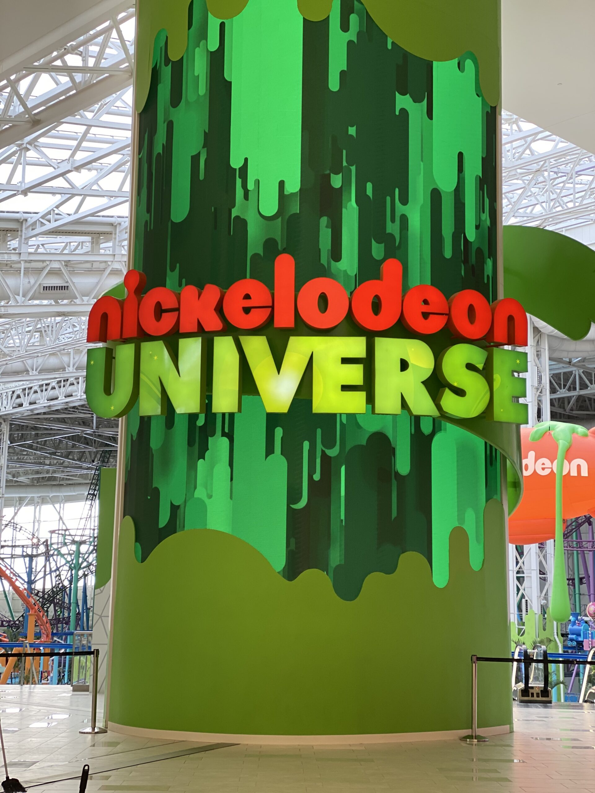 The First Timers Guide to Nickelodeon Universe, NJ