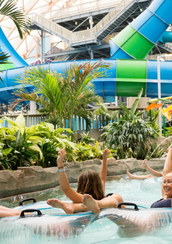 The Best Indoor Waterparks, Amusement Parks & Fun Zones near NYC