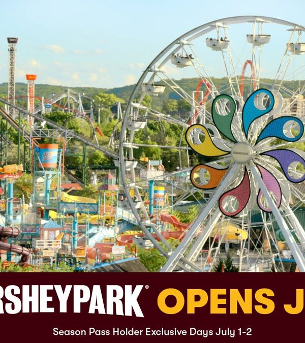 Hersheypark Reopening – Everything You Need to Know