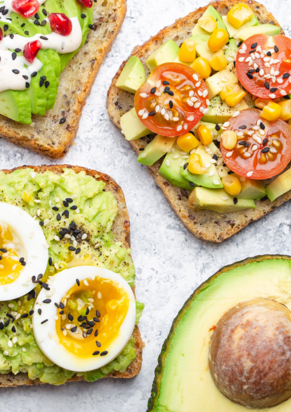 Switch Up Your Basic Avocado Toast with These Tasty Variations