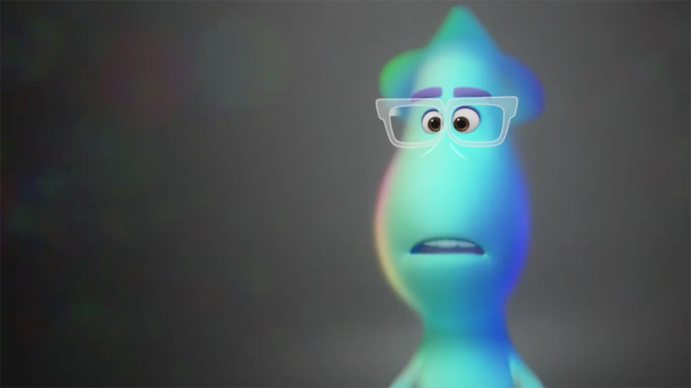Pixar soul trailer still