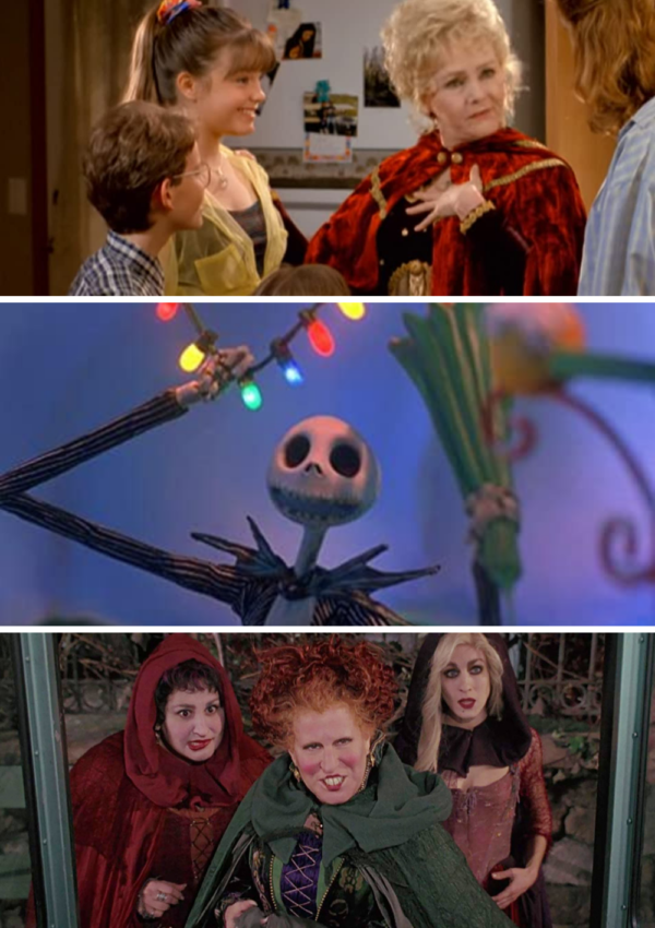 The Whole Family Will Love Disney Plus' Halloween Collection