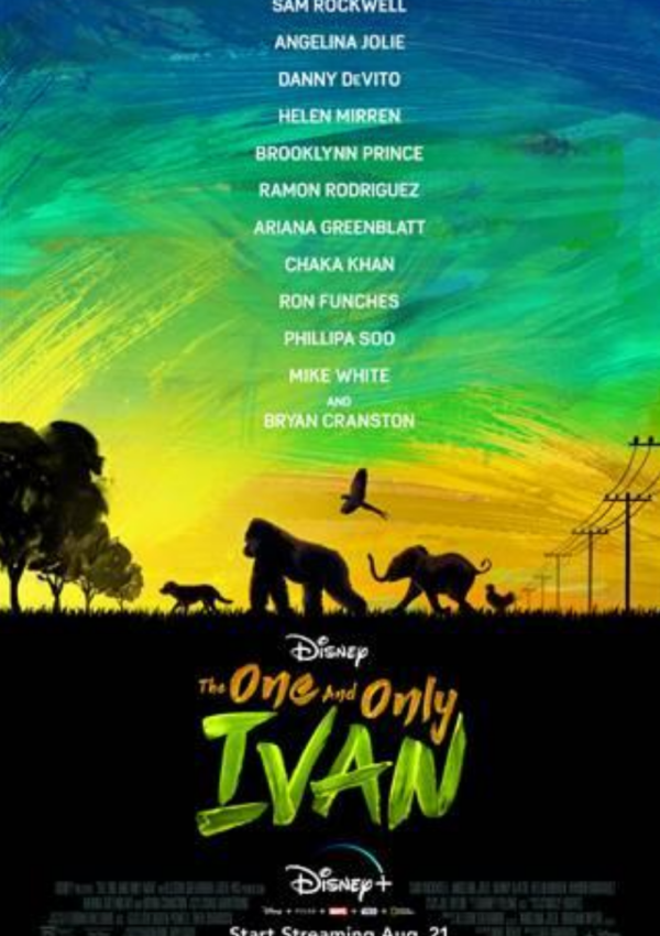 Get to Know Gorillas After Streaming The One and Only Ivan Now on Disney+