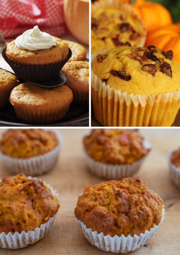 20 Pumpkin Muffin Recipes That Are Sure to Please