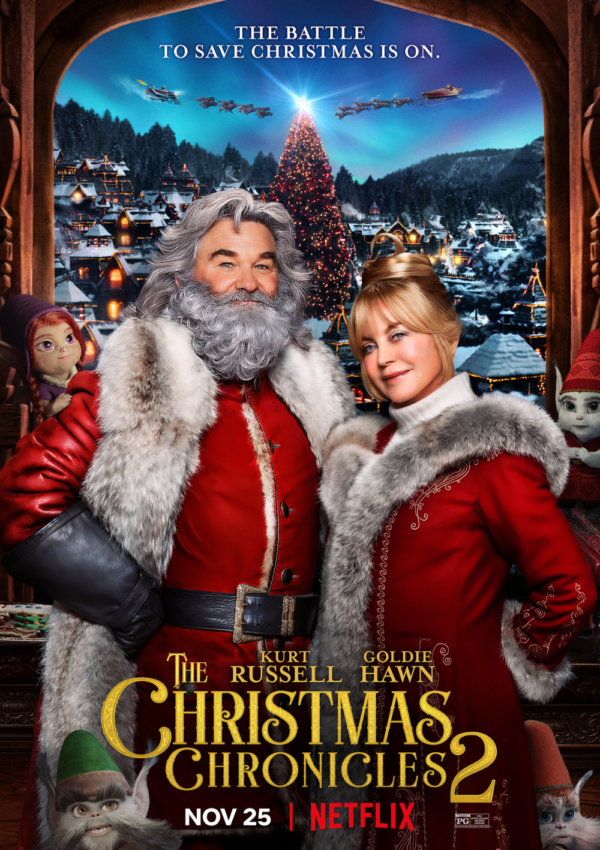 The Official Trailer for The Christmas Chronicles 2 is EVERYTHING