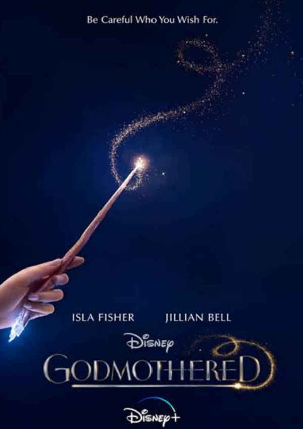 Godmothered on Disney+ is Worth a Watch This Holiday Season