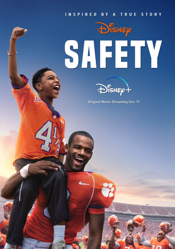 Disney Plus: Safety is SO Much More Than a Football Film