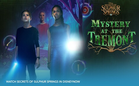Mystery at the Tremont DisneyNOW image