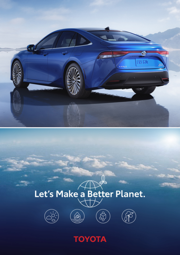 How Toyota is Creating Positive Change with Their Environmental Challenge 2050